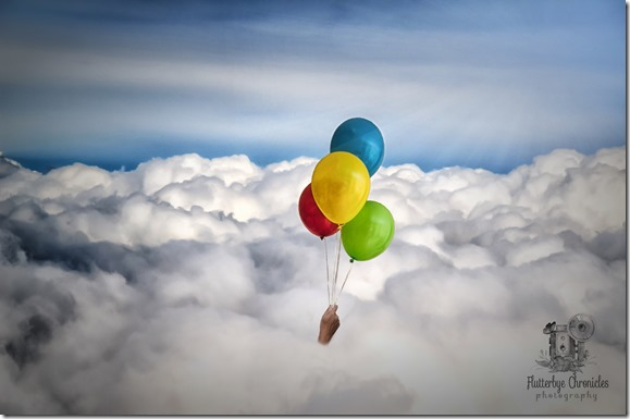birthday balloons to heaven