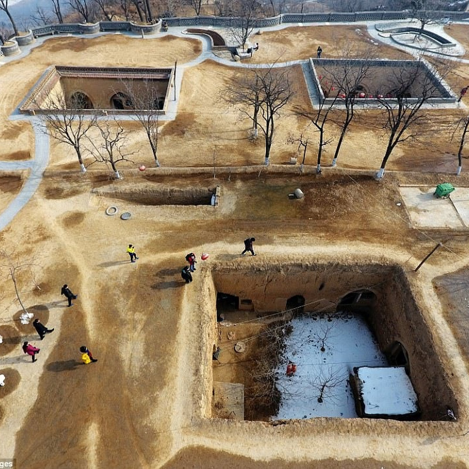 Yaodong: China's Pit Houses