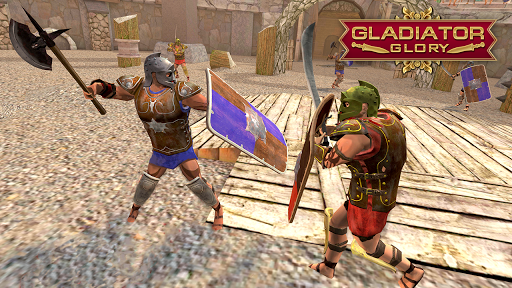 Gladiator Glory captures d'u00e9cran 1
