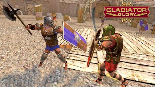 Gladiator Glory Apk Mod (Dinheiro Infinito) 1