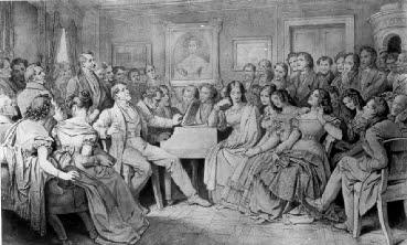 Schubertíada - M. von Schwind