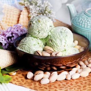 Gelato Al Pistacchio (Pistachio Ice Cream)