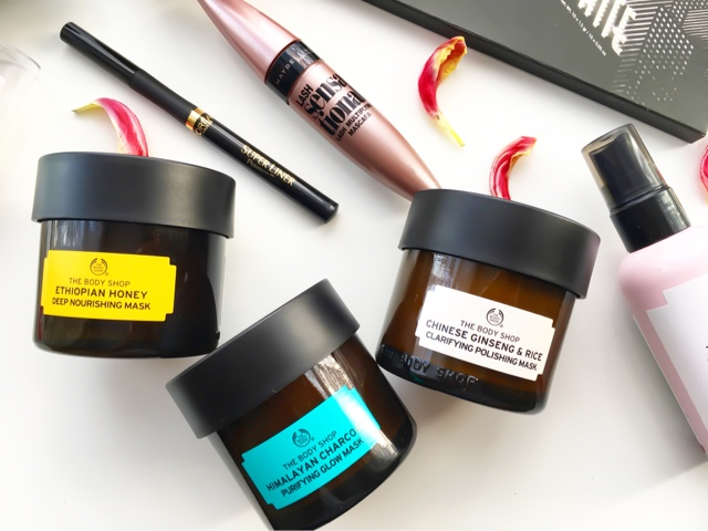 the body shop expert ffacial masks review, glamglow dupe, best drugstore face masks