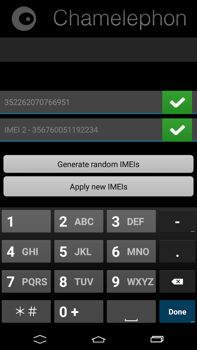 How to tweak your IMEI and Double your Data On MTN