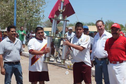 Aliens, subcampeón de segunda fuerza de la Liga Municipal de Futbol Soccer