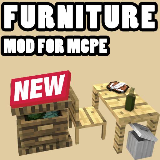 Mod furniture for Minecraft PE