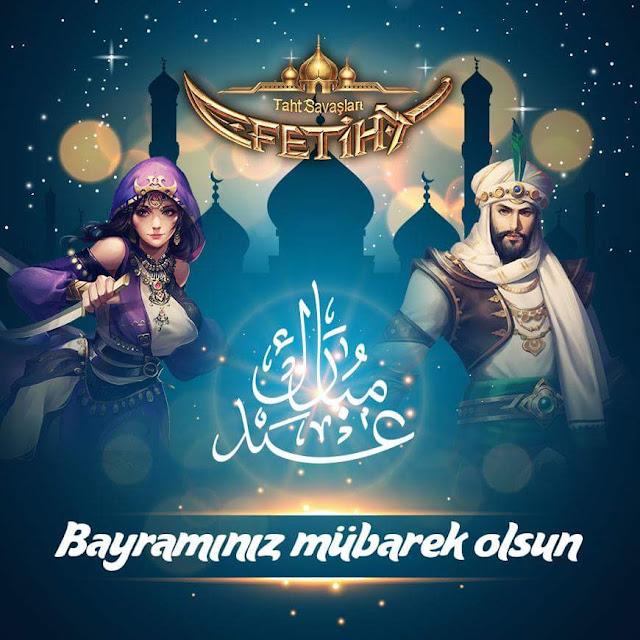 Fetih Taht Savaşları'nda Ramazan Bayramı Etkinliği