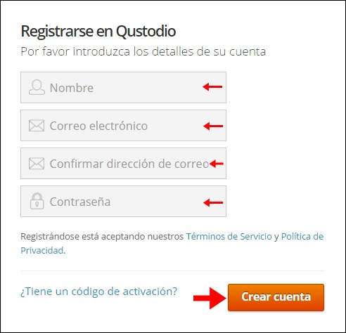 Abrir mi cuenta Qustodio - 802