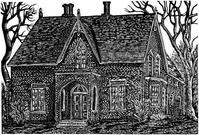 The Hermitage, Cayuga. Gerard Brender à Brandis