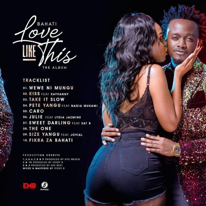 FULL ALBUM: Bahati – Love Like This