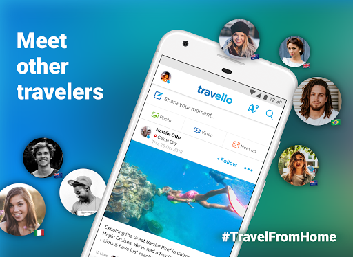 Travello Travel From Home 5.7.3 screenshots 1