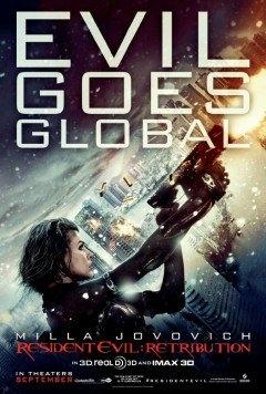 Vùng Đất Quỷ Dữ: Báo Thù - Resident Evil 5: Retribution (2012)