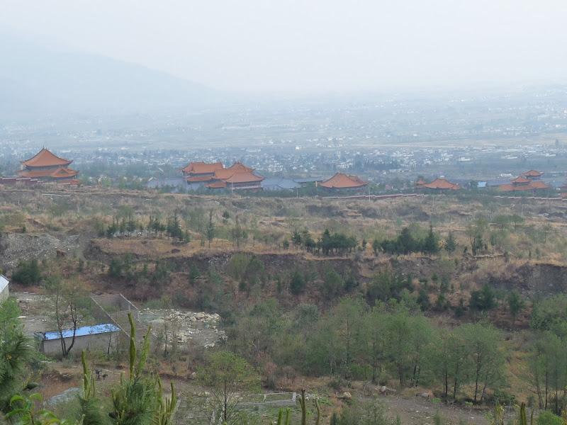 Chine .Yunnan. Dali ,petite randonnée au temple de Zhong he 3 - P1170648.JPG
