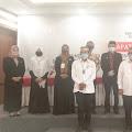 KPU Soppeng Gelar Rapat Pleno Terbuka Sesuai Protap Kesehatan