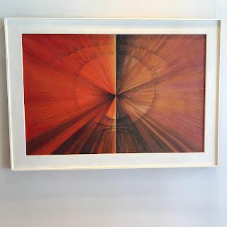 Nice Radii Oil Painting