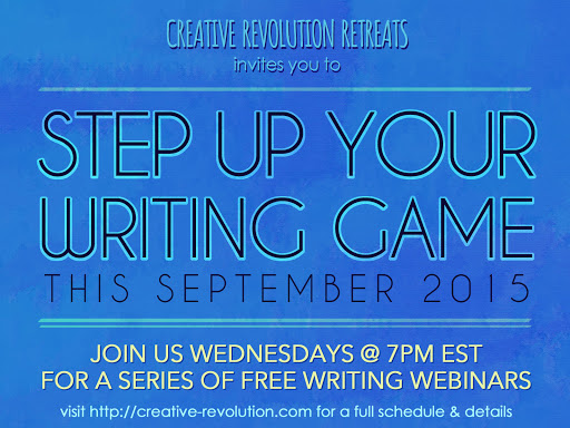 Free writing resources from Creative Revolution Retreats | Wandering