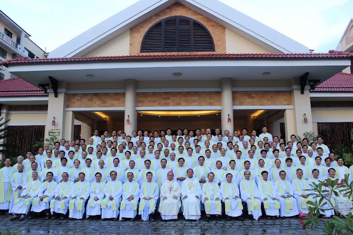 Tĩnh tâm Linh mục Giáo phận Nha Trang năm 2016