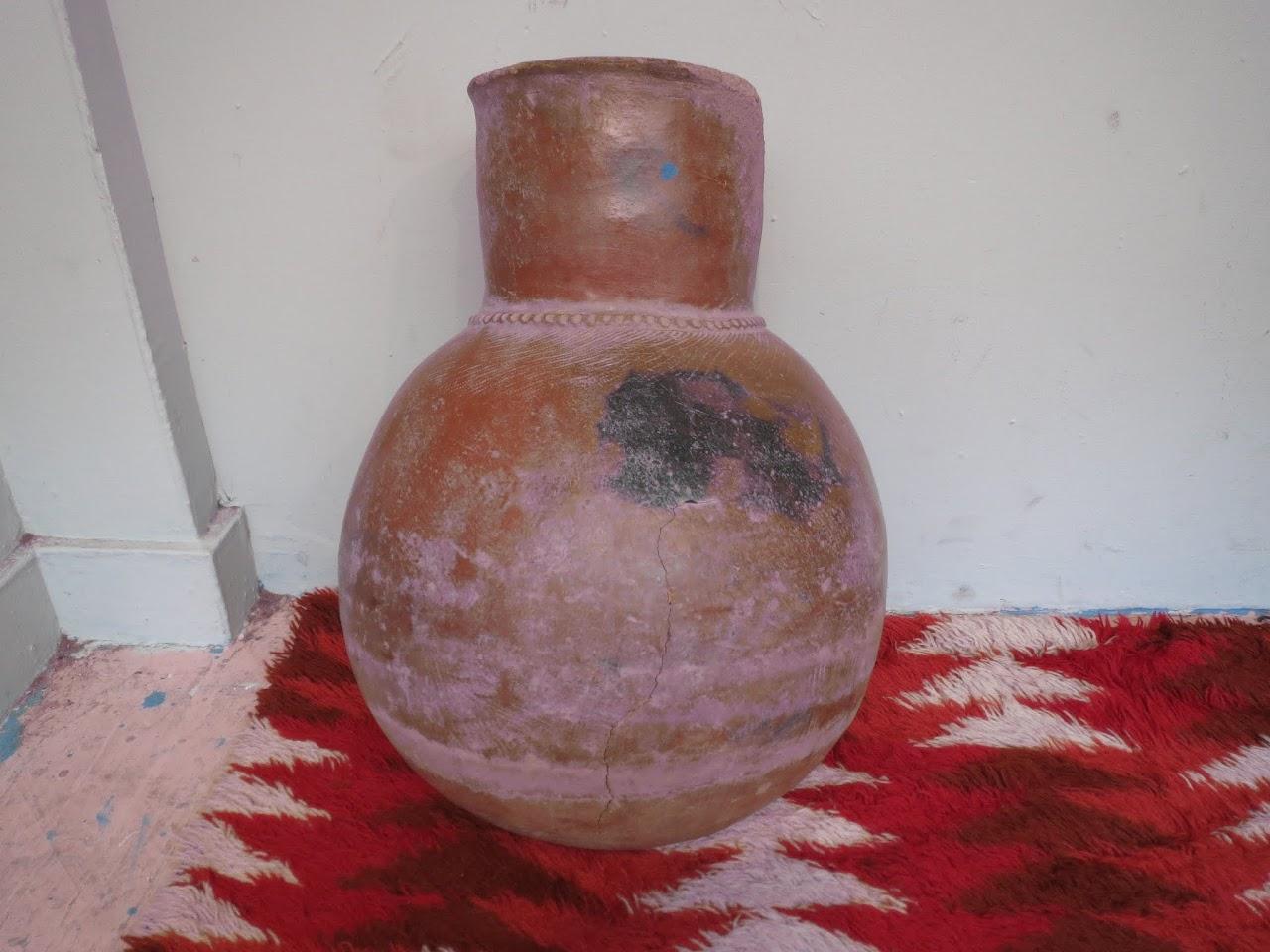 Antique Pottery Vessel 2