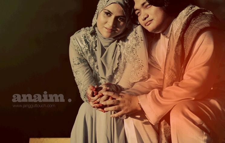 Gambar suami Ana Raffali