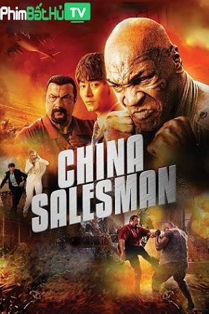 Phim Chiến Dịch Đen - China Salesman (2017)