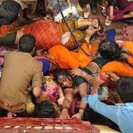 Pushkara Ghat Dead Body Photos
