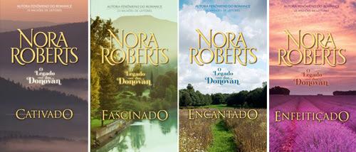Nora Roberts O Legado Dos Donovan