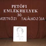 Sárszentlőrinc adott otthont a Petőfi-emlékhelyek 30. nemzetközi találkozójára