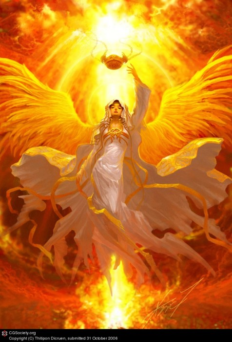 Fire Angel, Angels 1