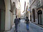 Περπατώντας στην Ancona
