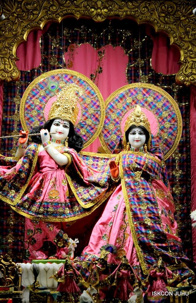 ISKCON Juhu Mangal Deity Darshan on 3rd May 2016 (20)
