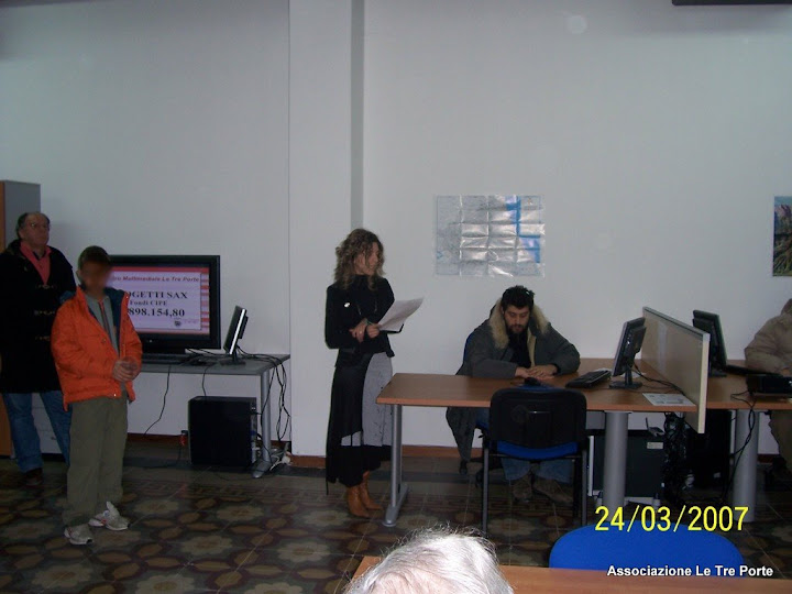 Intervento del Presidente Marianna Lostagnaro
