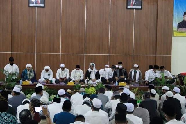 Hari Jadi Kabupaten Kotabaru Diperingati Dengan Syukuran dan Shalat Hajat