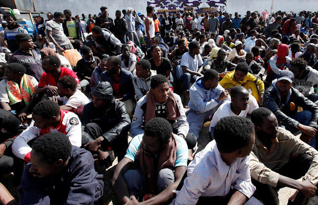 AFRICA: Don't Blame LIBYA, Blacks Will Always Be Slaves (A MUST READ)
