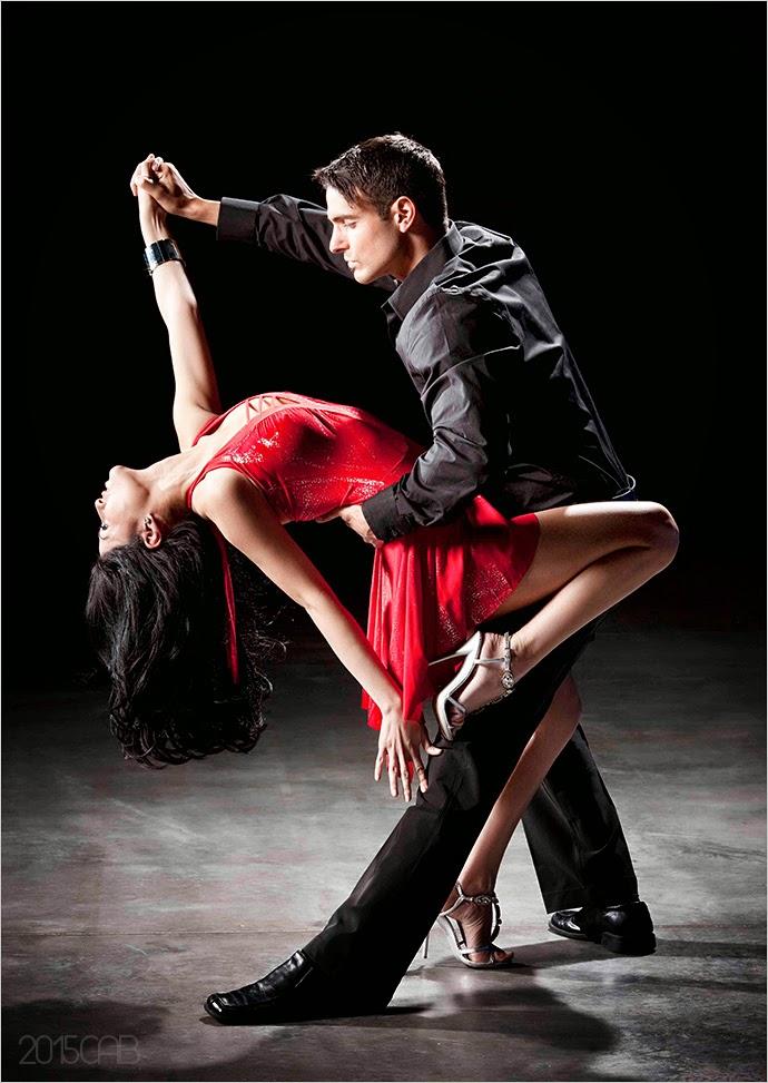 Mouvements de danse érotique