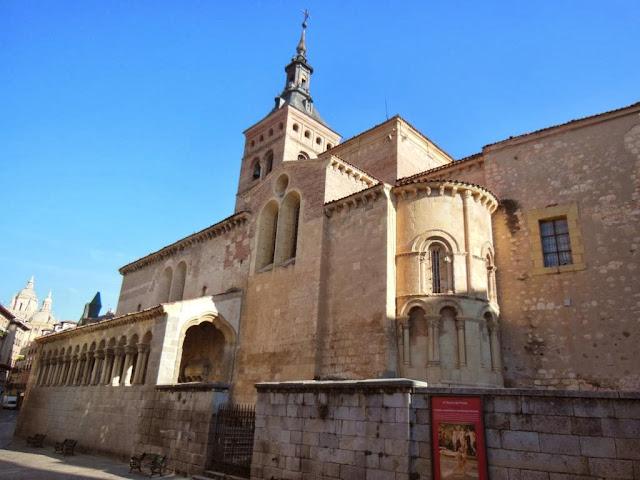 ¿Qué ver en Segovia en un día?: Iglesia de San Martín