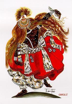 Babalu Aye Image