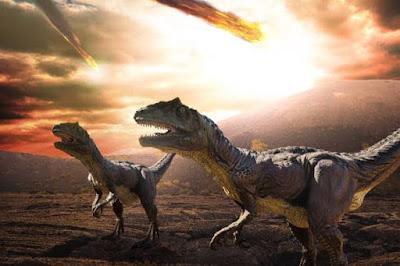 क्या इंसान से पहले चांद पर पहुंच चुके थे डायनासोर? - anokhagyan.in