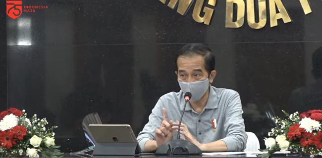 Jokowi Yang Semakin Goyah