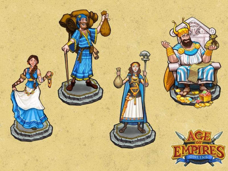 Trọn bộ hình nền của Age of Empires Online - Ảnh 4