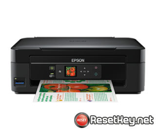 Reset Epson ME-570 End of Service Life Error message