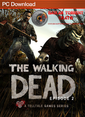 The Walking Dead: The Game Episódio 1 e 2 Full + Crack Torrent Download
