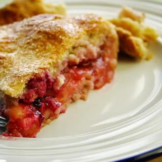 Blackberry Rhubarb Cake Recipes