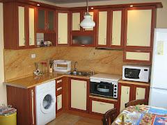 Tủ bếp đẹp MS-95