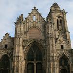 Ancienne église Saint-Pierre : façade