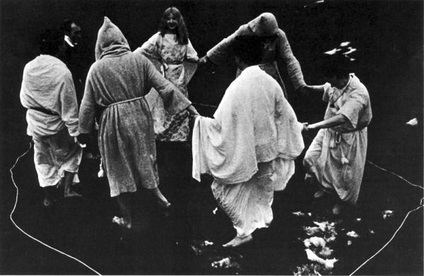 Sanders Maxine Winter Ritual 1, Maxine Sanders
