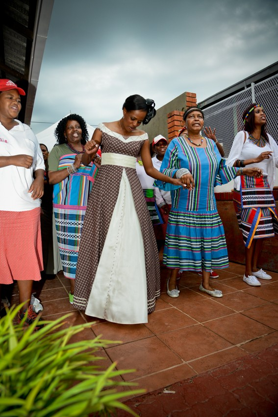 shweshwe dresses for wedding _South African Traditional Dresses 2