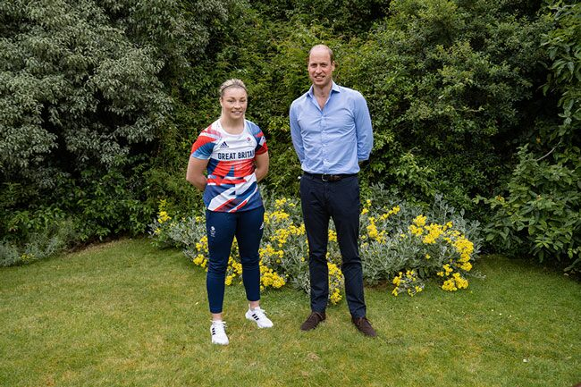 Prince William Surprises Team GB Boxer Lauren Price and the Video will Bring Tears to Your Eyes