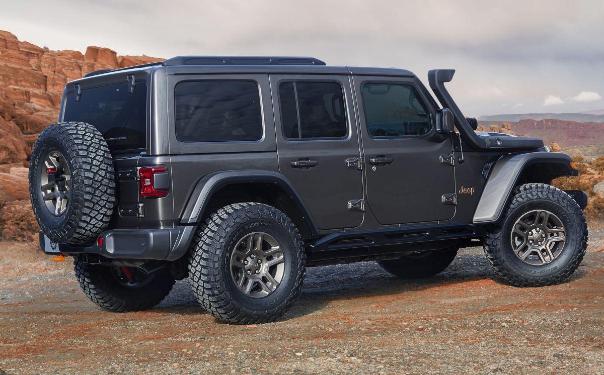 Jeep - J-Wagon Concept