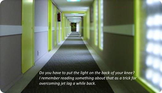 Anti-jet-lag hotels