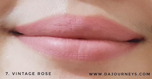 Review PIXY Lip Cream Vintage Rose
